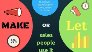 5 reasons why Your great CRM system didn't build up Your sales results (yet)